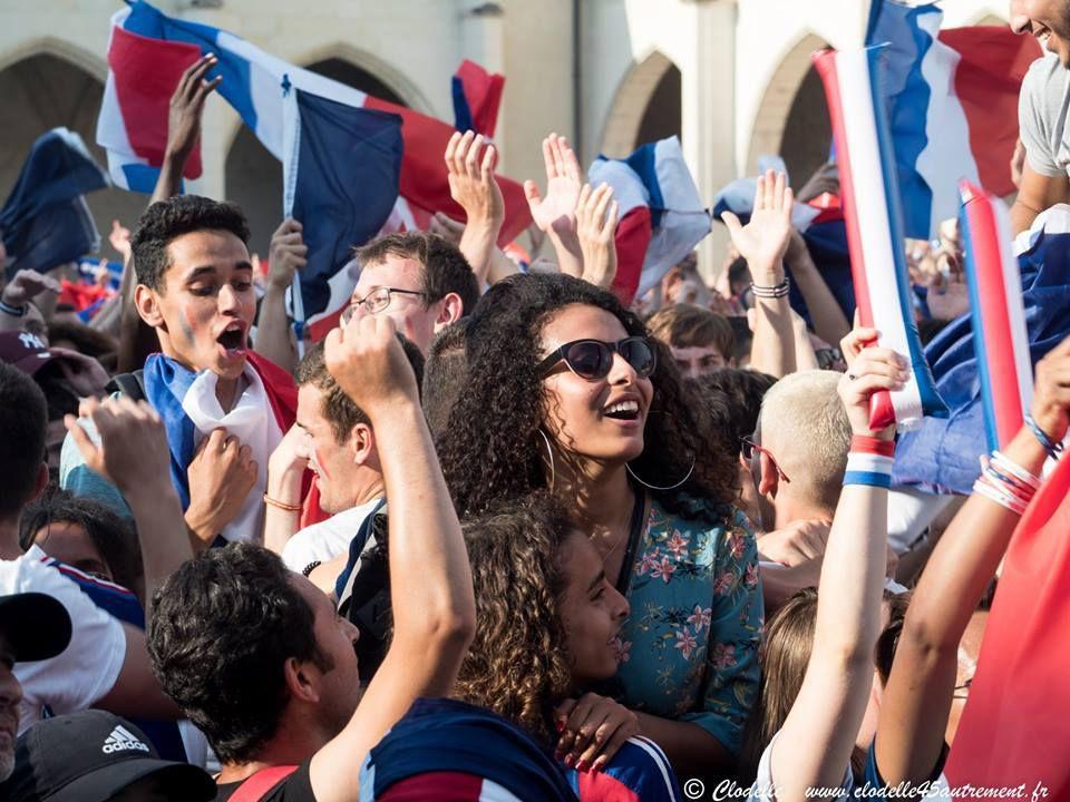MONDIAL 2018 : Fan zone d'Orléans