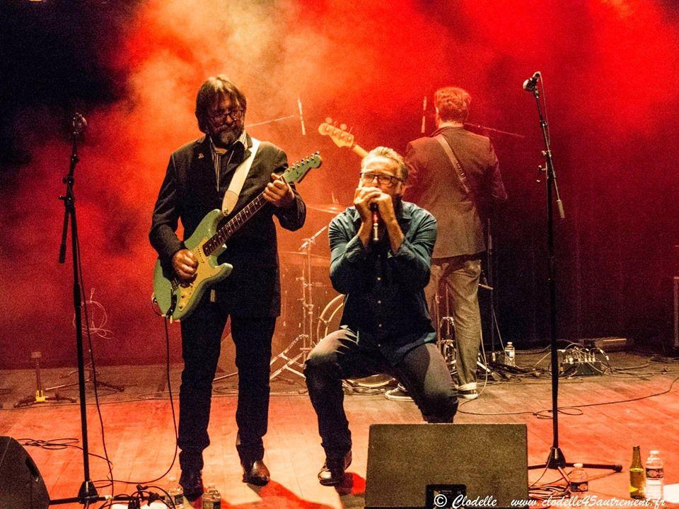 Les ChilliDogs - Concert à Saint Jean de Braye