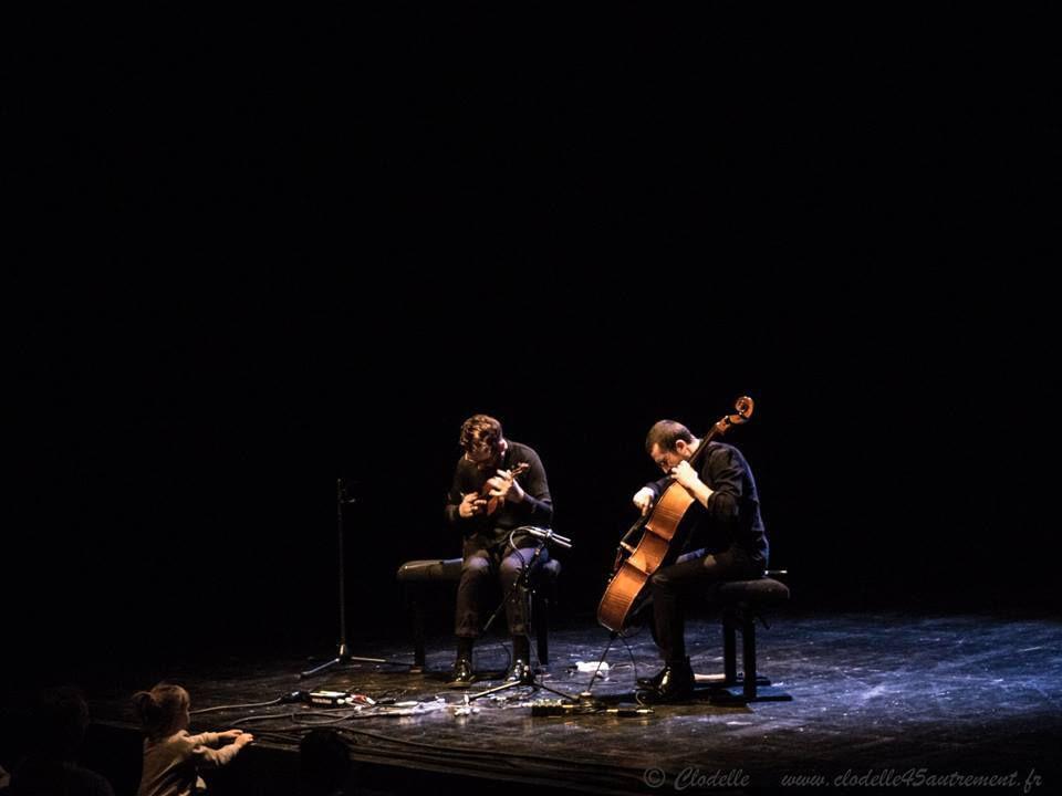 Théo et Valentin Ceccaldi -  RAMI 2018