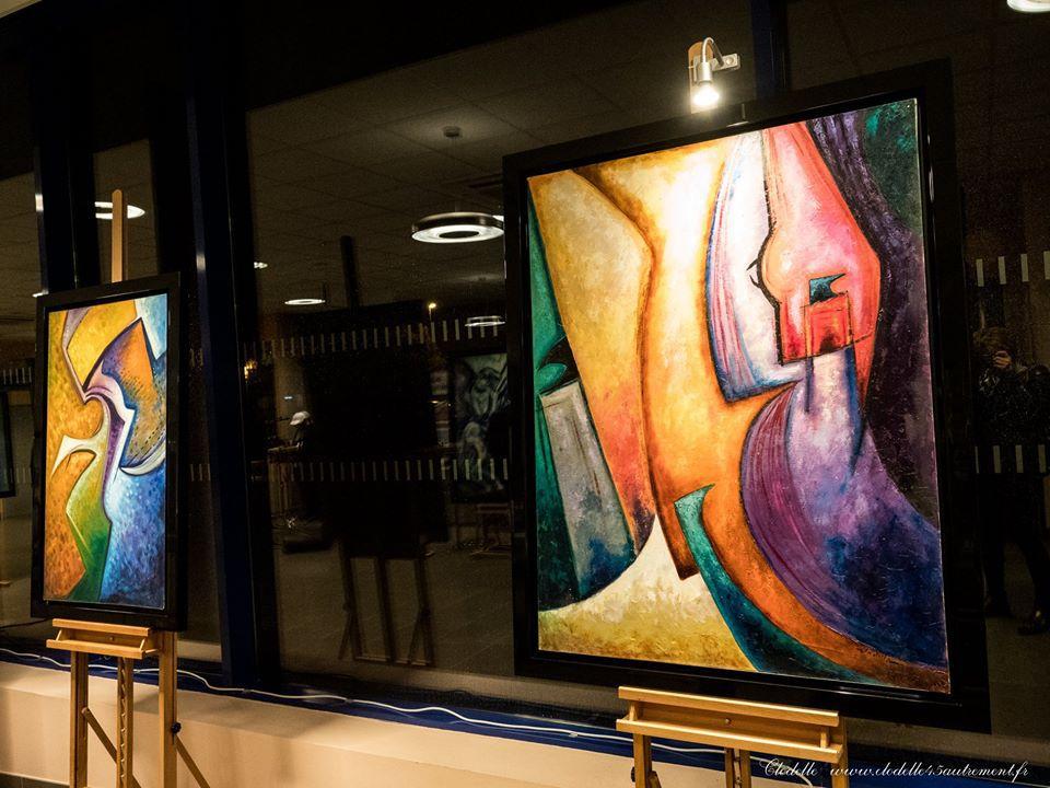 Lorenzo Padilla - Exposition L'ENVOL: le vernissage