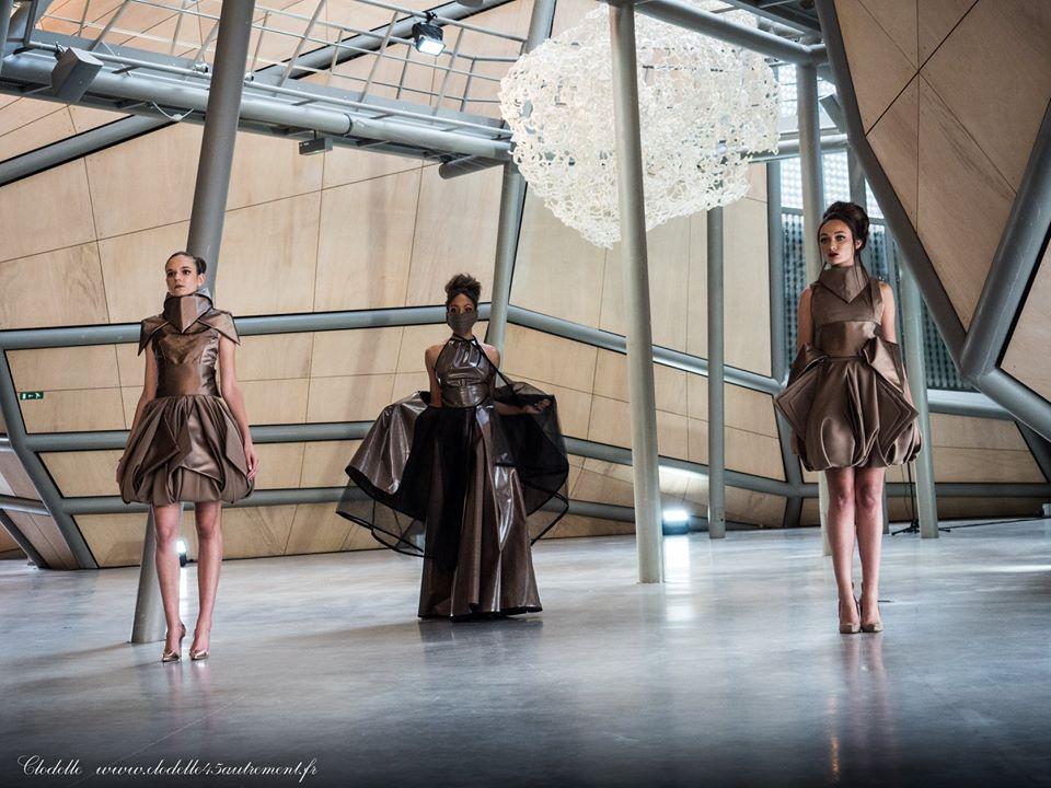Défilé de mode FAMOUS ART au Frac Orléans #2