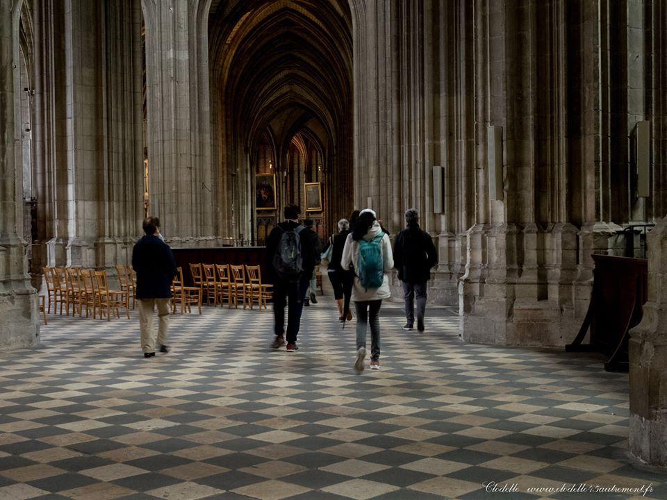 Les hauteurs de la Cathédrale d'Orléans