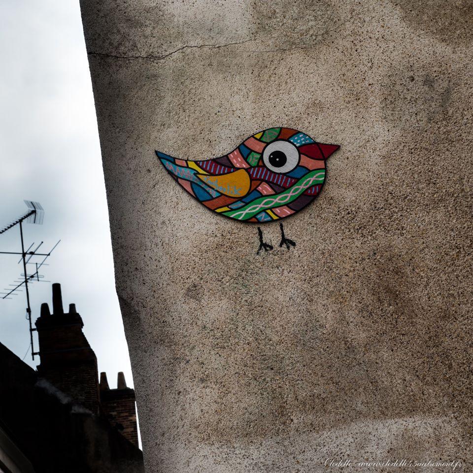 Le Street art à Orléans # 1
