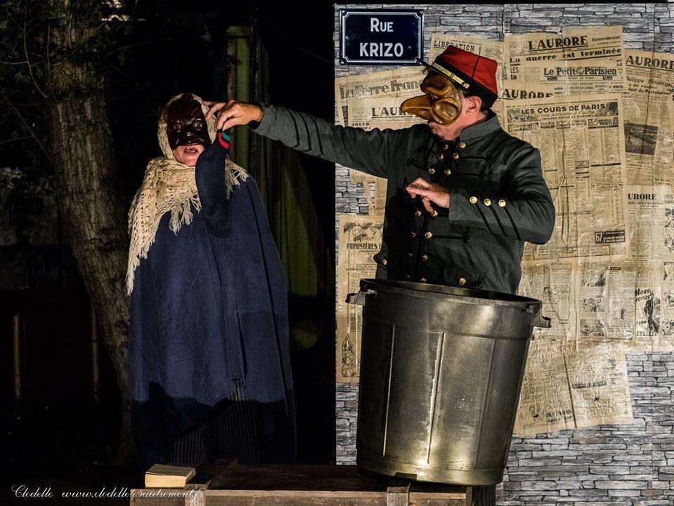 J'ACCUZE, l'affaire Dreyfus vue par le Krizo Théâtre d'Orléans