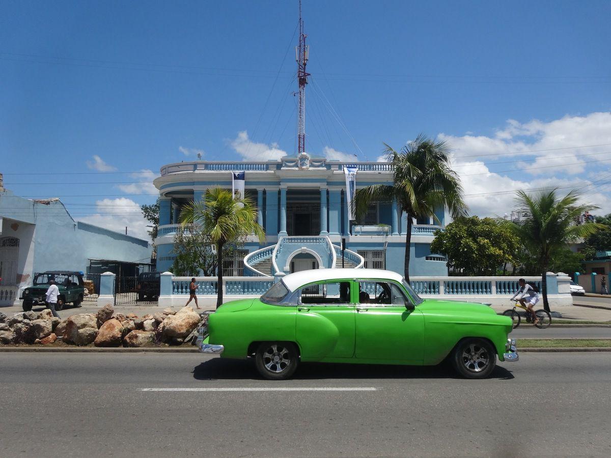 Cuba : Le bicentenaire de Cienfuegos