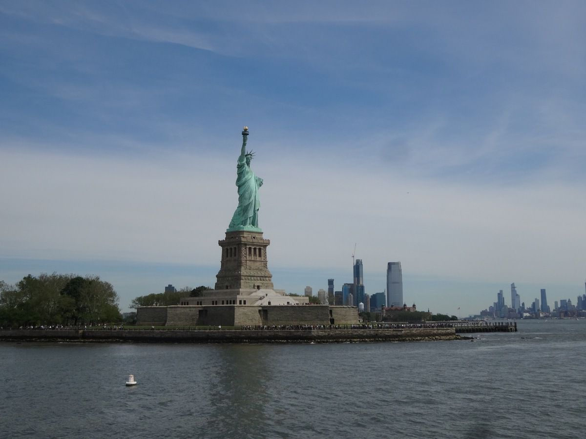 USA 4  : New York, nous voici...