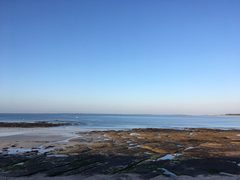 Et comme dit Dominique, la mer c'est plus joli que la Deûle.