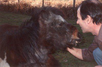Domino et Paul, en 1993