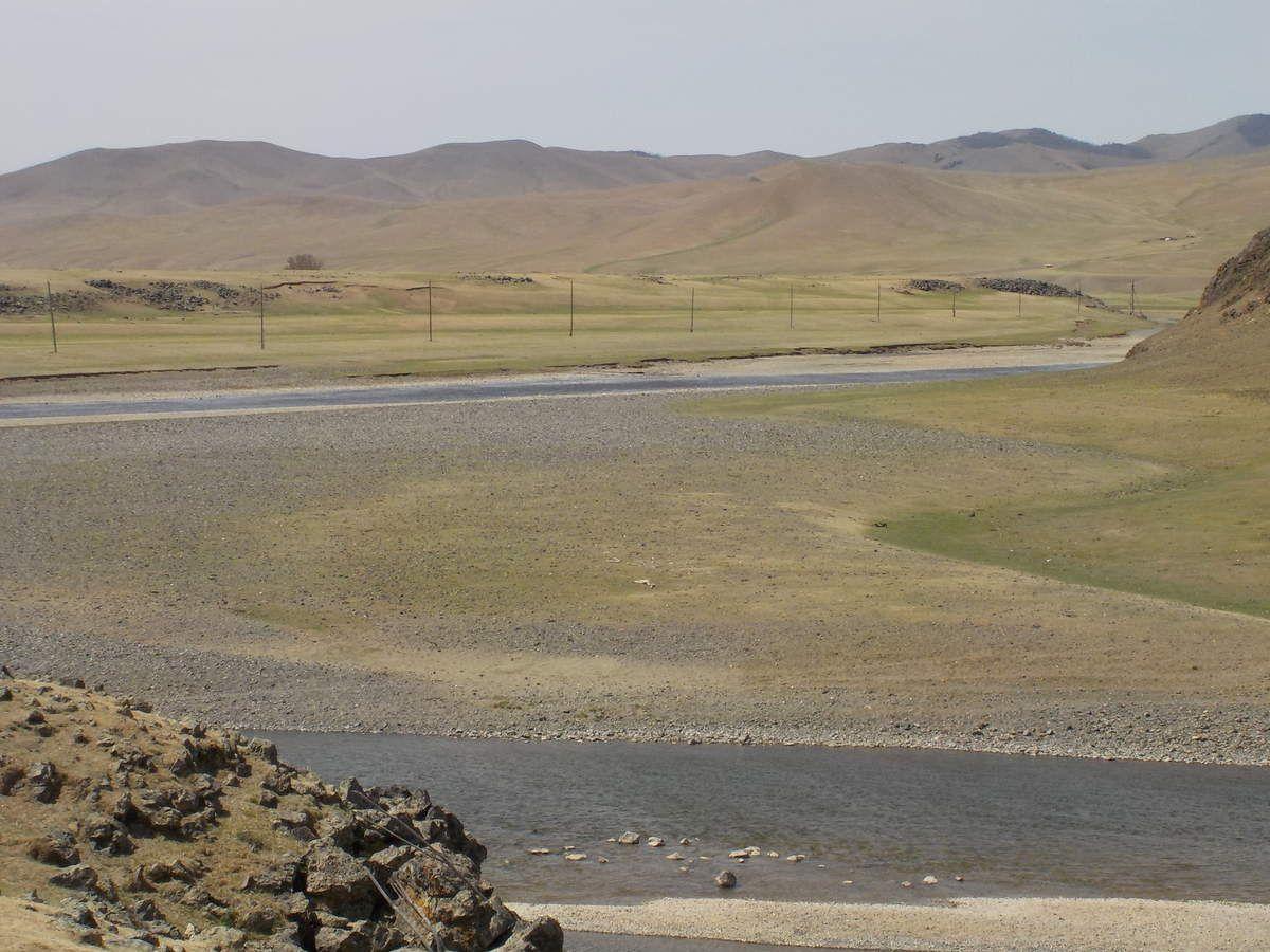 Trek Solitaire en Mongolie, la Vallée de l'Orkhon