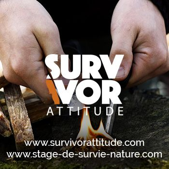 STAGE DE SURVIE  NATURE et BUSHCRAFT