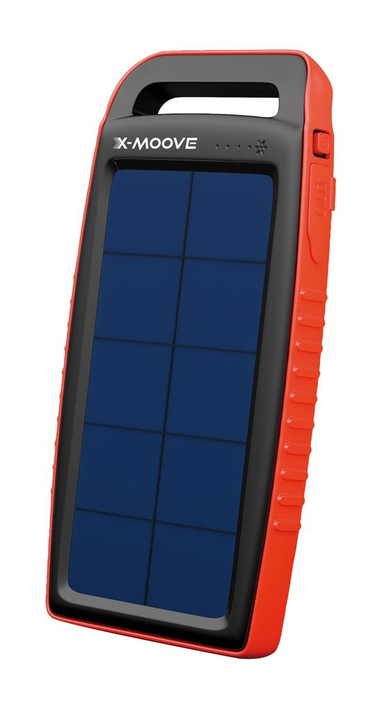 Solargo Pocket 10.000 mAh X-Moove