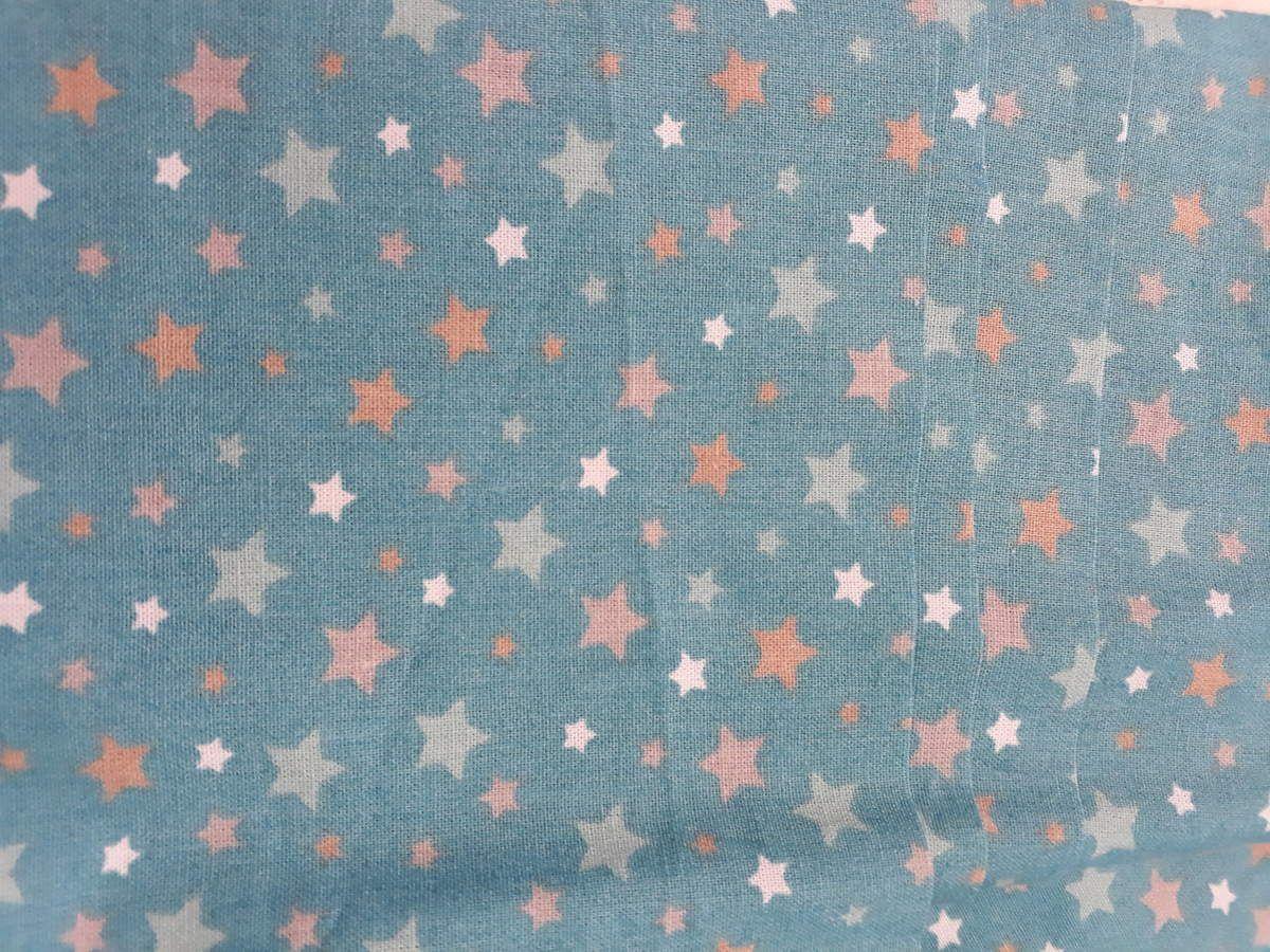 Tissus étoiles