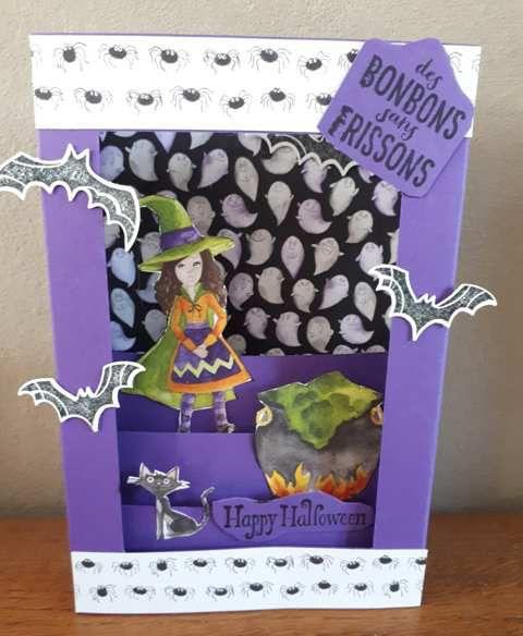 Blog Hop Halloween Résumé
