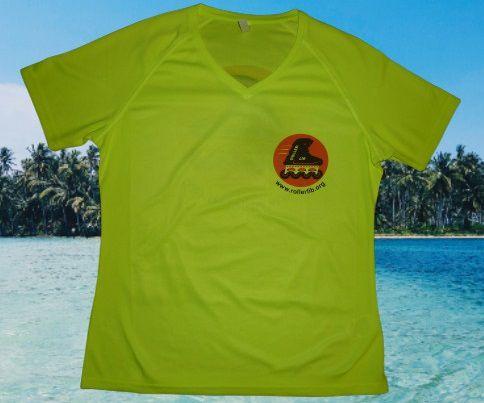 Roller Lib, tee-shirt, textile, roller, patinage, randonnée, Nîmes,