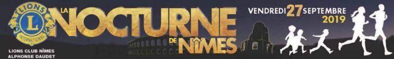LIONS CLUB, LA NOCTURNE DE NIMES, ROLLER LIB, COURSE, 2019, NIMES,