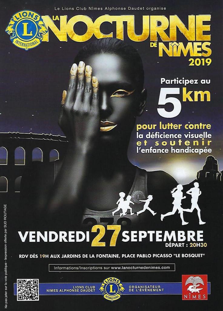 LA NOCTURNE DE NIMES, CLUB, SPORT, ROLLER LIB, NIMES, GARD,