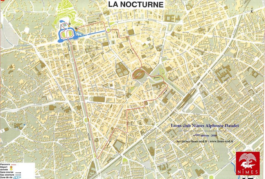 ROLLER LIB, La nocturne de Nîmes, club roller, patinage, NIMES, GARD,