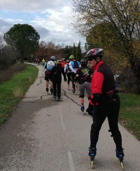 Roller Lib Nîmes, Club Nîmois sport, cours patinage,