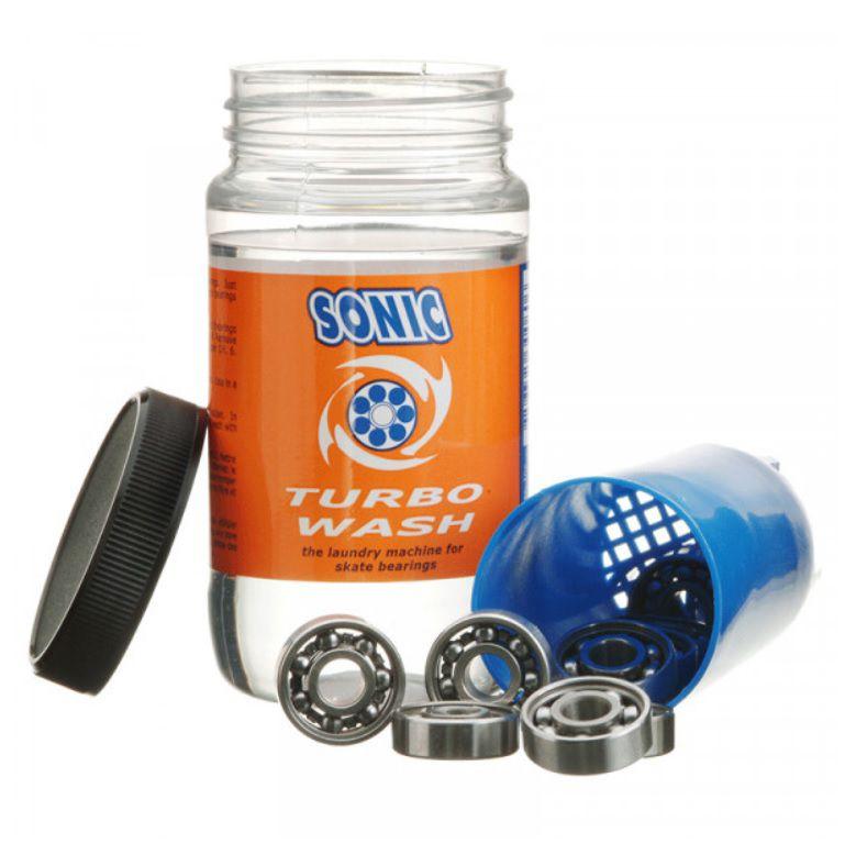 Club Roller Lib à Nîmes, machine à laver les roulement à billes roller, TURBO WASH SONIC