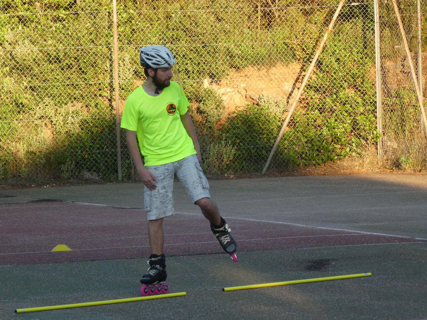 Roller Lib, ALEXIS VIVES, Nimes, éducateur sportif,