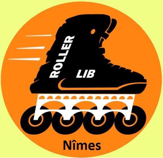Club de sport, roller Lib, Nîmes, Gard, essai, stage, cours