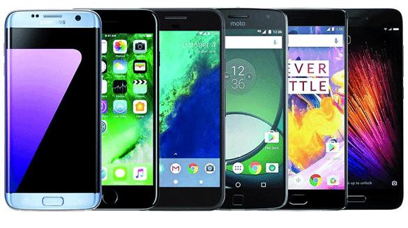 Smartphones Reconditionnes