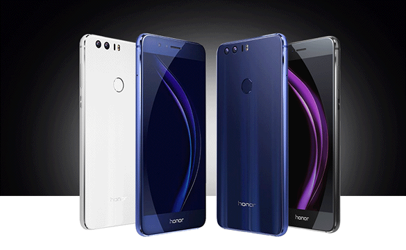 Honor 9 versus Honor 8