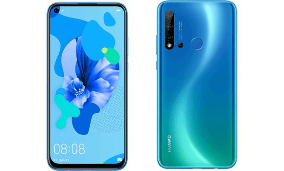 Huawei P20 Lite 2019 avec ecran 6.4 pouces