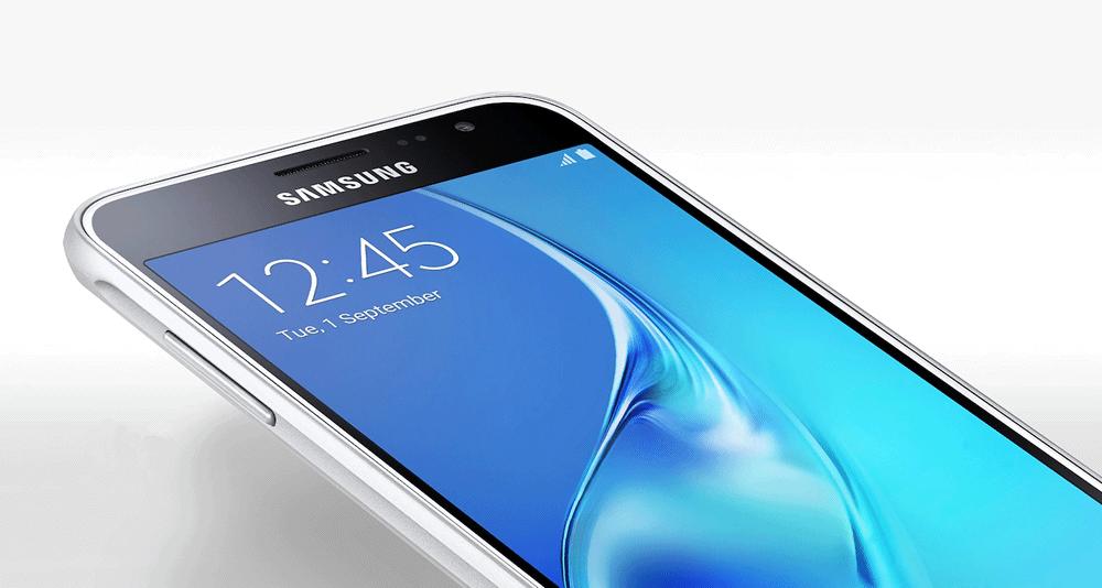sesolution probleme ecran du Samsung Galaxy J3 2016