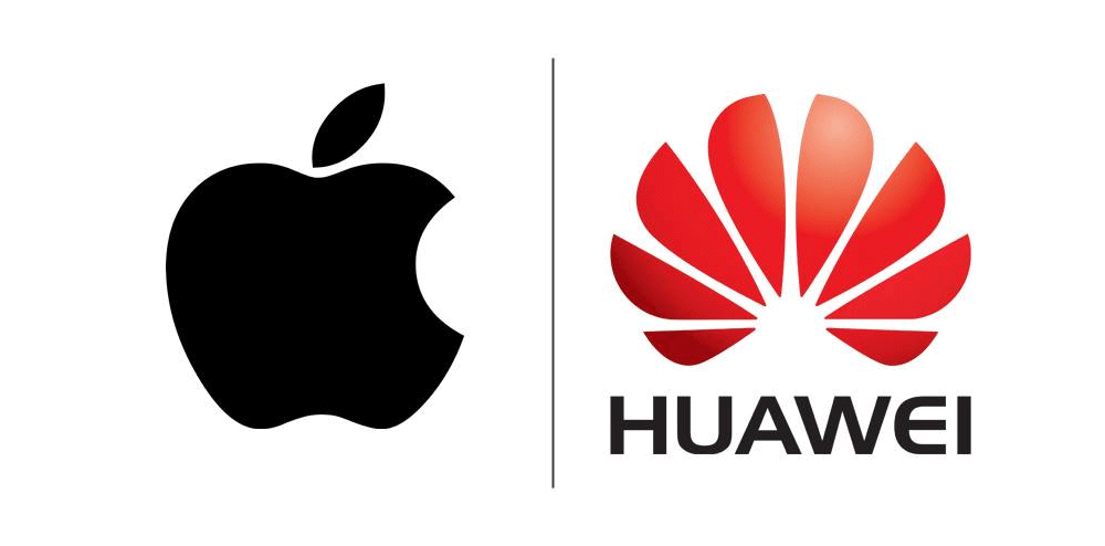 Bataille Huawei vs Apple