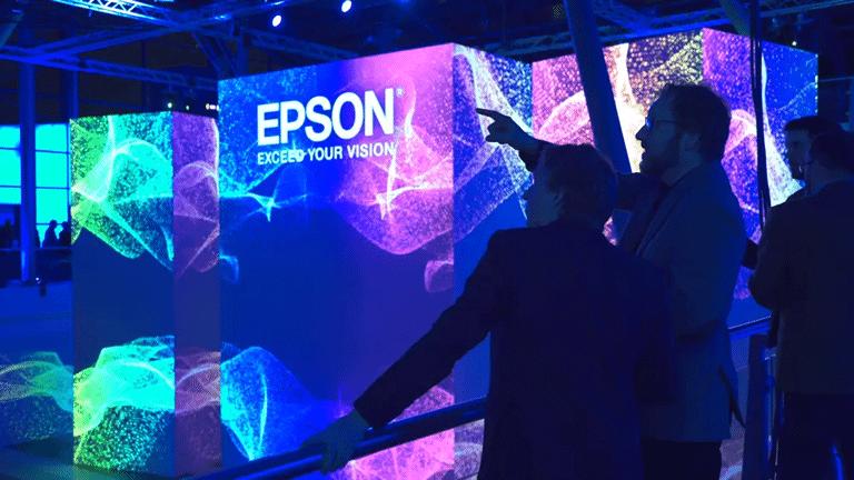 EPSON Showcase : Integrate Expo 2019