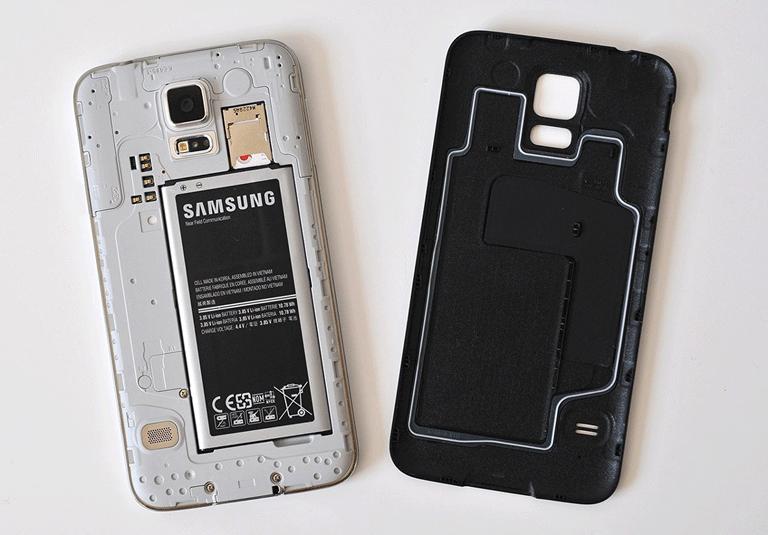La batterie Galaxy S5 se decharge vite, baisse autonomie