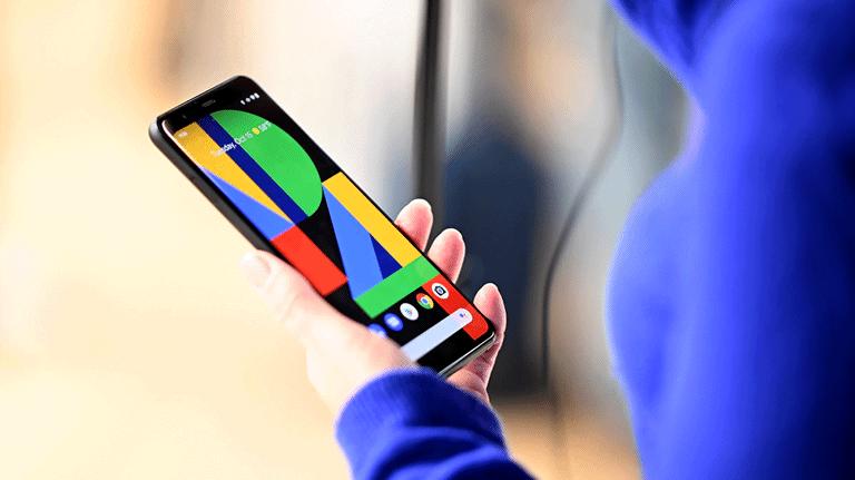 Probleme reconaissance faciale Google Pixel 4 et 4 XL