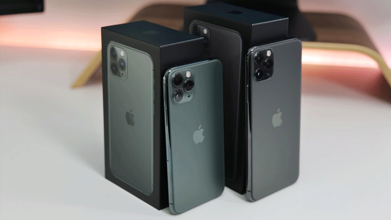 Differences en Apple iPhone 11 Pro et 11 Pro MAX