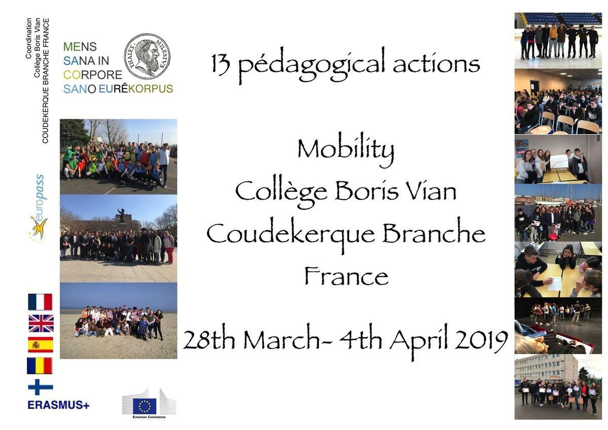 SMFR19 13 Pedagogical actions in France