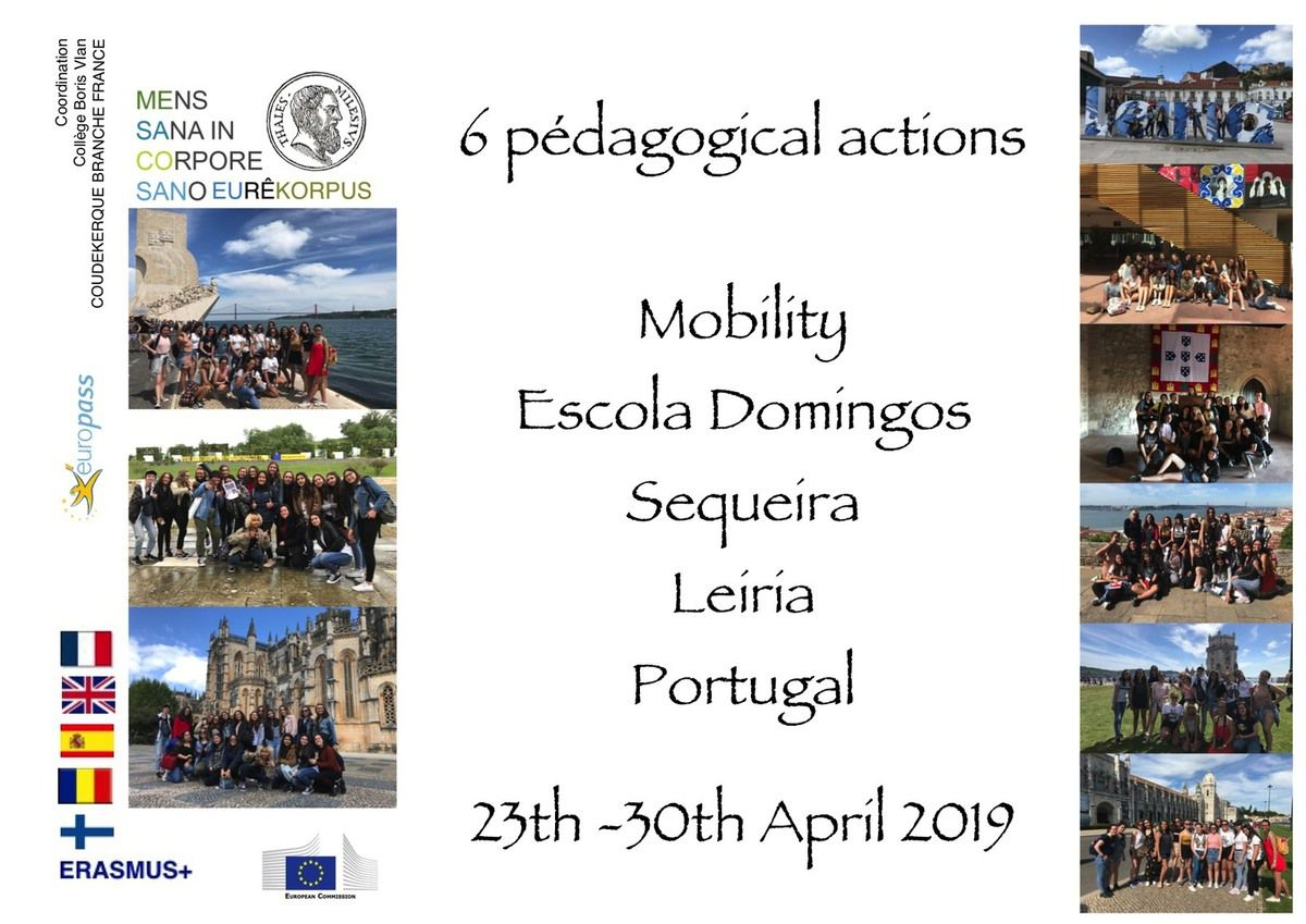 SMPT19 6 pedagogical actions in Portugal