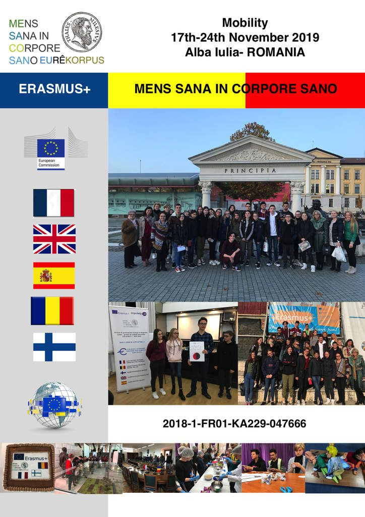 RSMRO19 Final report of the week in Romania