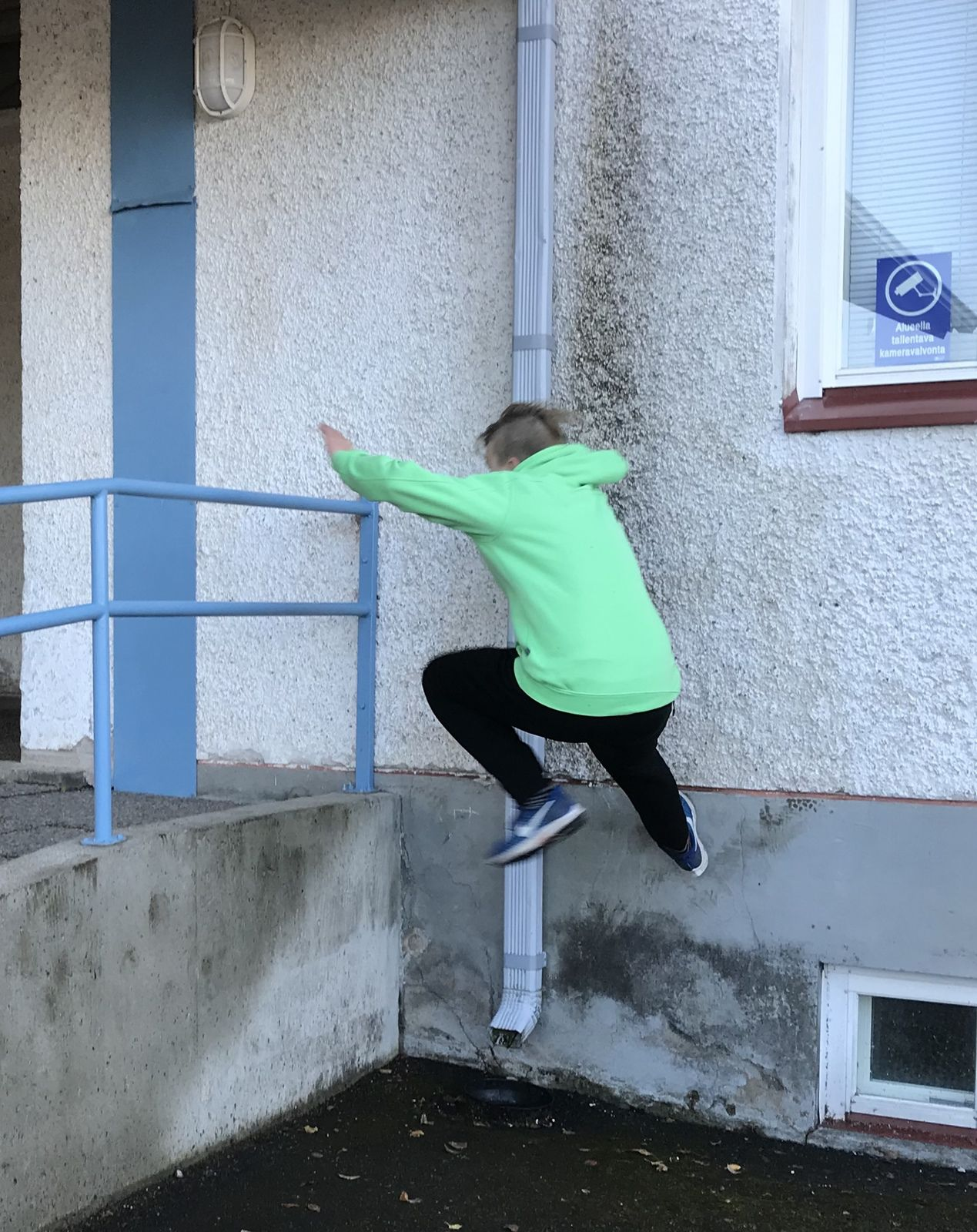 Humanity Equality Parkour