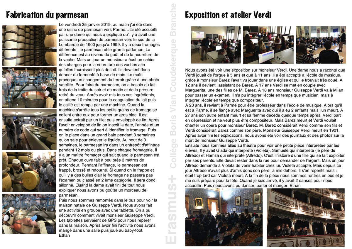SMIT19 Journal d'un séjour pédagogique en Italie