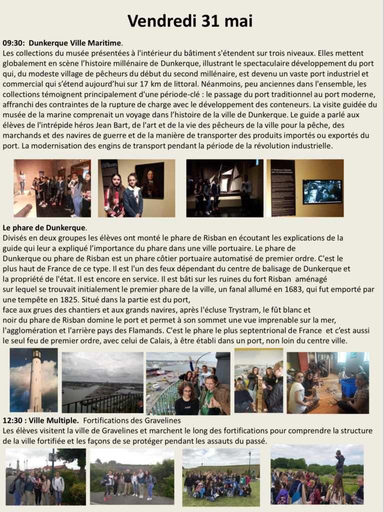 SMFR19 Reportage de la semaine en France