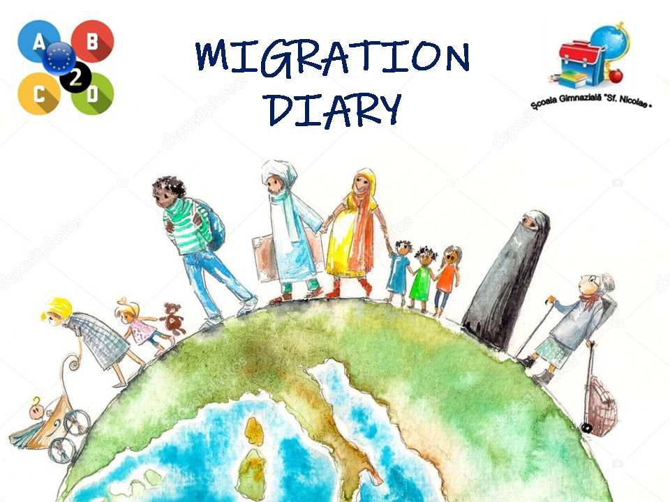 CLM - MIGRATION DIARY