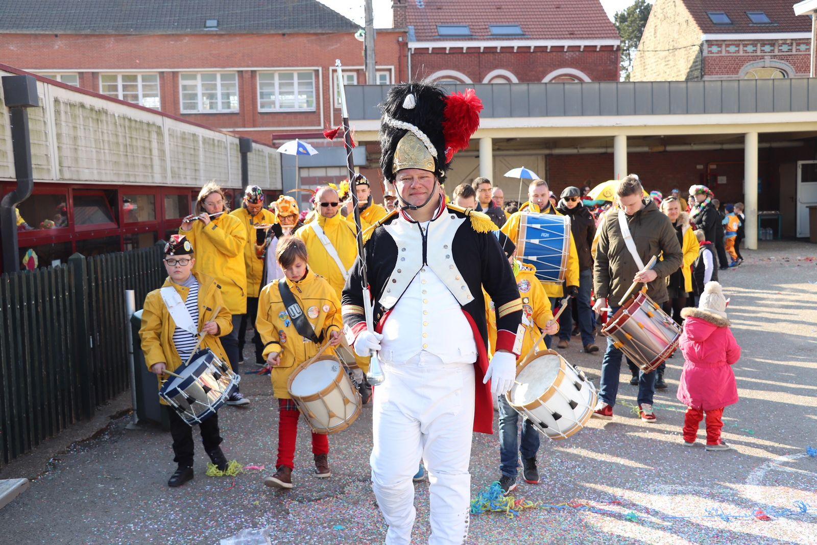 SEC Connaissance d'un événement du patrimoine local : le carnaval de Dunkerque PAGNOL