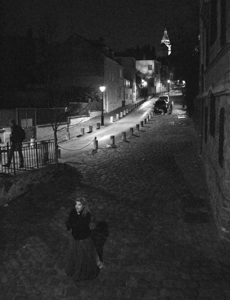 Montmartre Enchanté avec Veronica Antonelli tous les vendredi 14H15, samedi 18H30 et dimanche 11H Abbesses