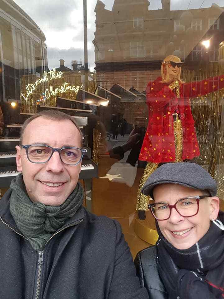 Noël 2018 à Londres - Partie 1/2