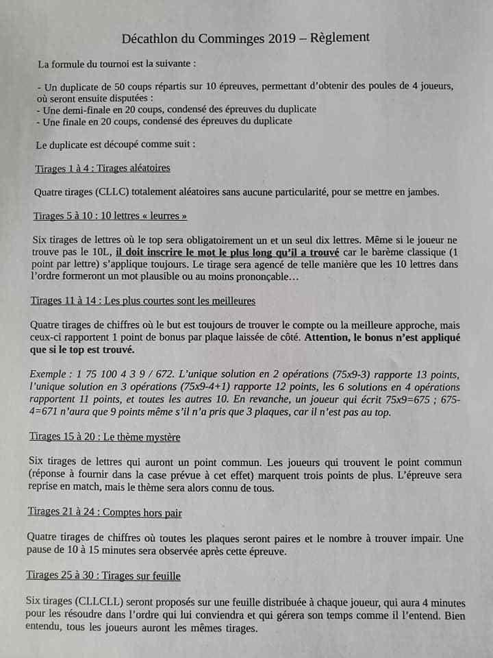 Décathlon St-Gaudens : Thierry C. démarre fort et finit en trombe