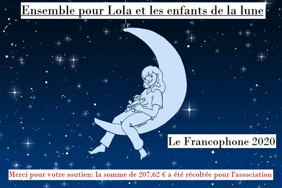 Ensemble pour Lola et les enfants de la lune