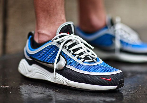 "Nike Air Zoom Spiridon Ultra ""Regal Blue"""