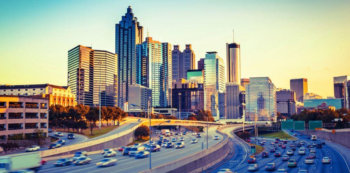 Ville d'Atlanta