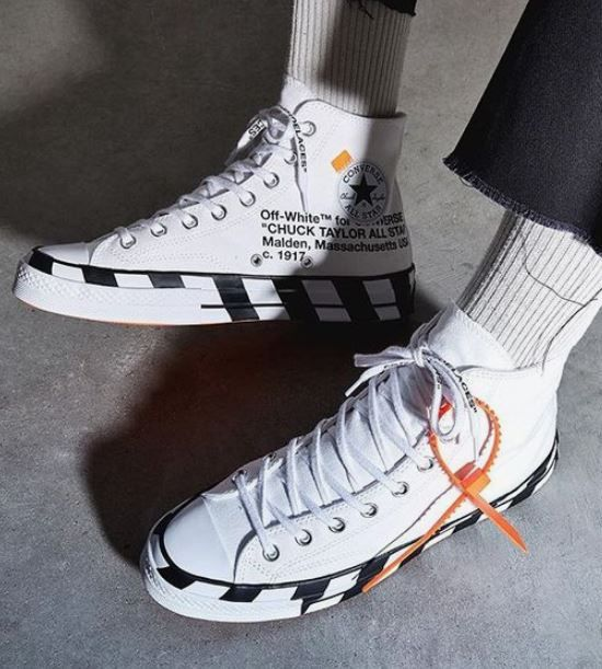 Off-White x Chuck Taylor All Star 70