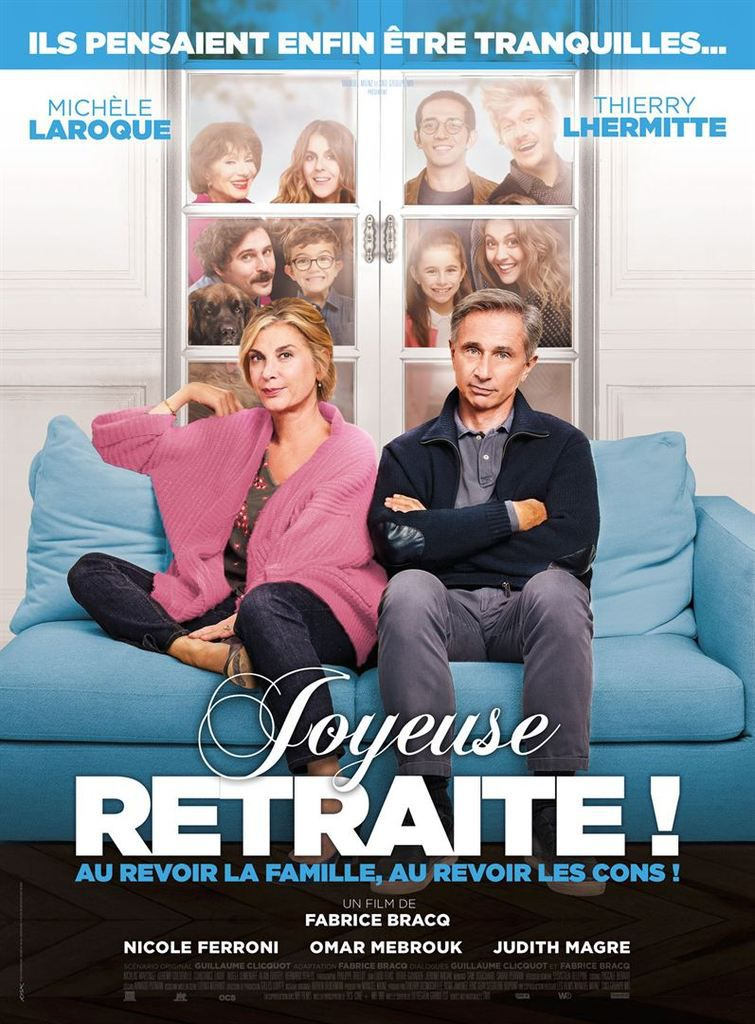 Cinéma: Nicolas Martinez aux côtés de Thierry Lhermitte et Michèle Laroque